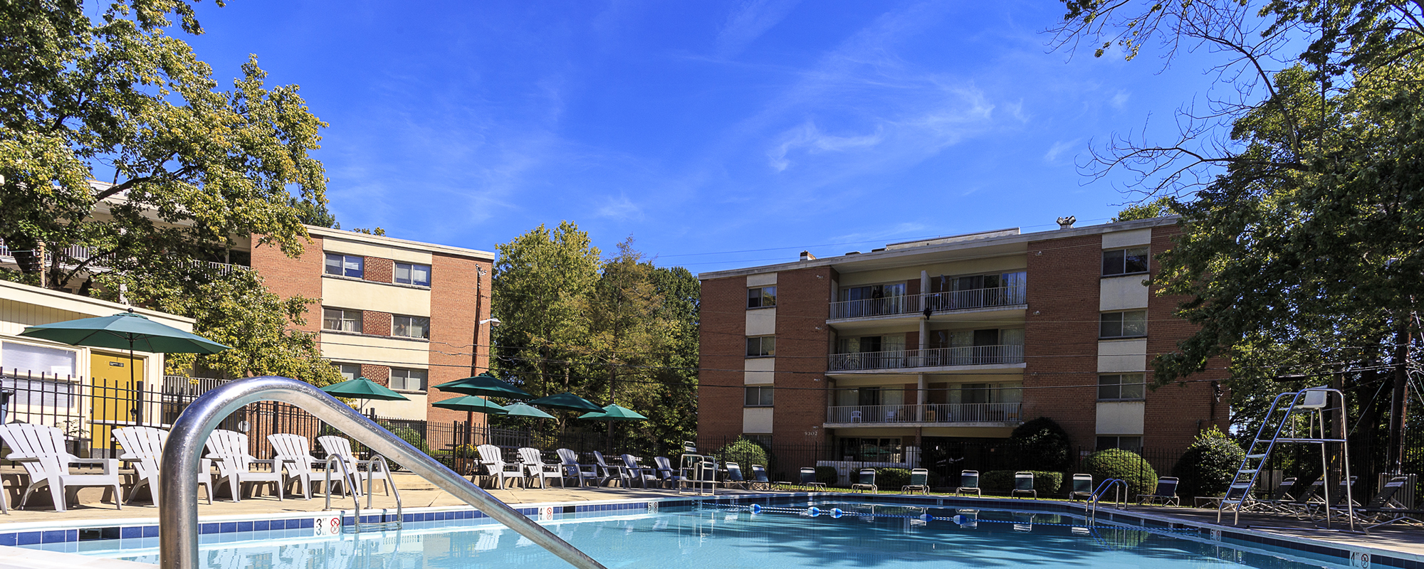 Forest Park Apartments Silver Spring